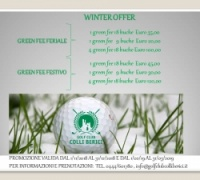 WINTER OFFER - PROMO RISERVATA AI SOCI DEI GOLF CLUB DI MONTAGNA