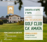 GIOV 24/5 RADER CUP 2018 C/O GOLF CLUB CA